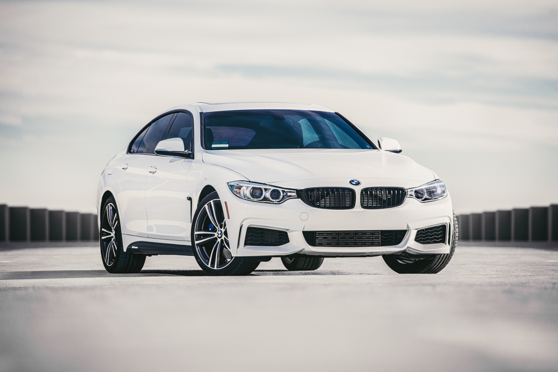 Car Photography 2015 Bmw 435i Gran Coupe