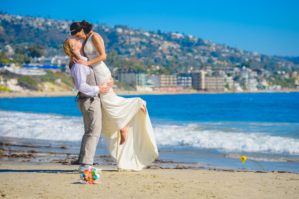 Beach Wedding Laguna Beach