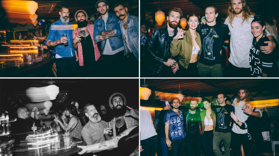 Stocke Sepasyar launch party