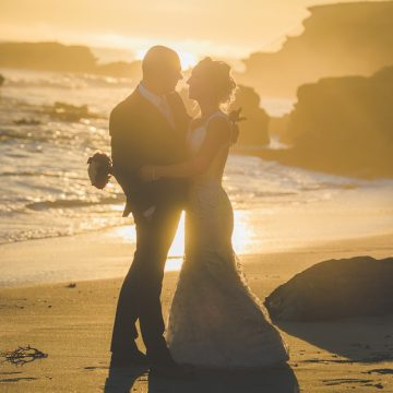Laguna Beach Bridal Session