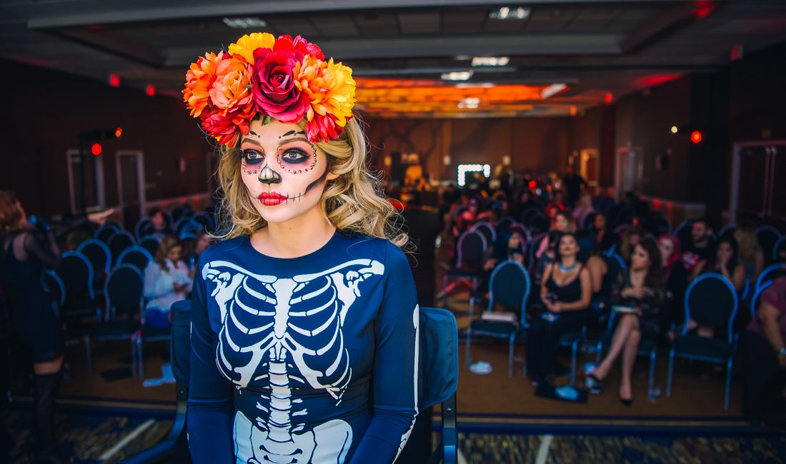 Event Photography - Sugar Skull Competition